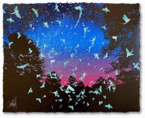 Dance of the Mayflies, by Terrell Thornhill