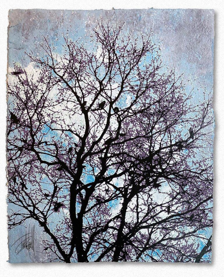 Hackberry Birds, by Terrell Thornhill